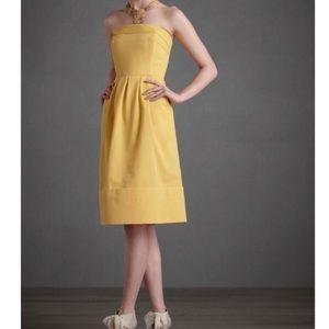 Gold/Yellow Anthro Sundress